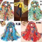 Women's Stylish Pashmina Cotton Linen Wrap Shawl Long Voile Stole Scarf