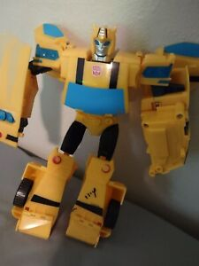 Transformers Cyberverse Action Attackers