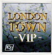 (EV607) Man Like Me, London Town VIP - 2012 DJ CD