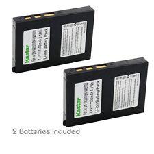 2x Kastar Battery for JVC BN-VM200 VM200U GZ-MC100 GZ-MC200 GZ-MC500 EK EX US