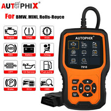 For BMW OBD2 All System Diagnose Tool Battery TPMS Fuel pump Reset Code Reader