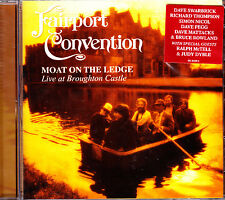FAIRPORT CONVENTION moat on the ledge CD NEU OVP/Sealed