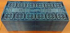 Lot of 10 Socket F OR Socket C32 CPU Tray Holder Blue PART#04-0027213/214