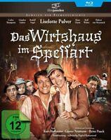 Das Wirtshaus im Spessart (Liselotte Pulver, Carlos Thompson) Blu-ray NEU + OVP!