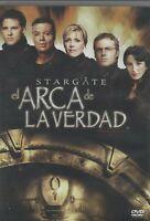 AFM53 - DVD EL ARCA DE LA VERDAD -STARGATE- NUEVO SIN P