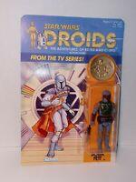 Boba Fett Star Wars Droids 1985 Kenner Action Figure fine Custom