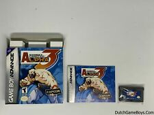 Street Fighter Alpha 3 - Nintendo Gameboy Advance - GBA