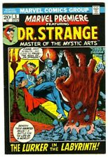 Marvel Premiere #5 (1972) VF- New Marvel Collection
