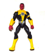 Dc Universe Total Heroes Justice League Lantern Sinestro Loose Action Figure