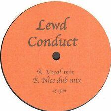 UNKNOWN ARTIST - Lewd Conduct