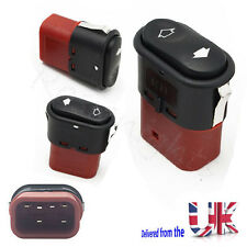 Electric Window Switch For Ford Transit Mk6 Mondeo Escort Front Left & Right Uk