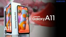 New Samsung Galaxy A11 32GB 2020 4G LTE Android Smartphone Black Blue White Red