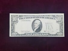 Error 1988 $10 no serial number no seal
