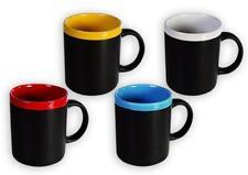 Memo Tassenset 4er Set beschriftbare Kaffeetasse Premium Kaffeebecher 280ml NEU