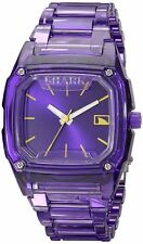 Freestyle 101989 Women's Shark Purple Polycarb Candy Link Bracelet Quartz Watch