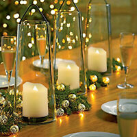24PC LED Flameless Tea Candle Light Tealight Wedding Church Decoration+Battery