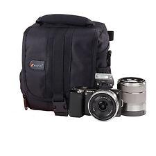 Nylon Medium Format Camera Carry/Shoulder Bags