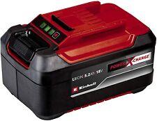 Genuine Einhell 18V 5.2 Ah Power X change  Lithium-Ion Battery NEW