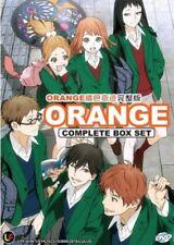 Orange Anime DVD (Eps : 1 to 13 end) with English Subtitle