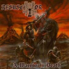 Resuscitator - A Warrior's Death CD black metal