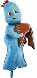 Iggle Piggle Foil Balloon - In The Night Garden - CE Marked UK Legal