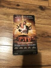 Heroes of the Heart (1996) (Paradise Park)  VHS Johnny PayCheck Dusty Rhodes
