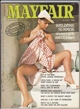 Vintage Glamour Magazine Mayfair Vol 14 No 7, Joanne Latham, Good Condition