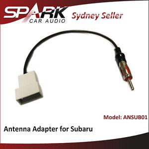 CT for Subaru Liberty (Legacy) 2009-14 Outback 2009-2014 Radio Antenna Adaptor