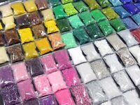 150 Paket Rocailles Perlen set 2/3/4/6 mm Glasperlen 3kg Großhandel Posten BEST