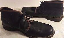 Wolverine Orville Desert Boot Black Size 10.5 d Medium