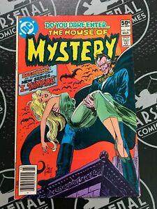 House of Mystery Lot of 25 (#290-321) DC Horror Comics #290 1st app I, Vampire!