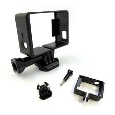 Cadre standard monture pour gopro hero 3 + 4 caméras accessoires de logement de cas de frontière