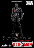 ThreeA 1/6 Ultraman SUIT Action Figure 3A Collectibles  STEALTH VERSION New