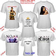 Indonesia Agnes Monica Anggun Noah Smash T-Shirt Adult S,M,L~5XL,Youth,Toddler