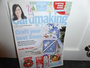 CARDMAKING & PAPERCRAFT MAGAZINE ISSUE 189