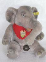 Original STEIFF Elefant Jumbo 22 cm  Nr. 4322.00  60er/ 70er Jahre