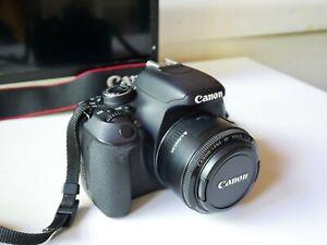 Canon EOS Kiss X5 / 600D / Rebel T3i 18MP DSLR Camera