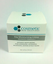 New - Cosmetic Skin Solutions - Day Moisturising Creme Advanced Formula+ - 50ml