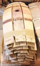 25 Wine Barrel Staves French oak, arts and crafts FREE SHIPPING
