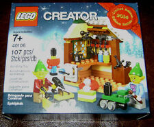 Lego 40106 Creator New Limited Edition 2014 Christmas Toy Shop Holiday Elf Promo