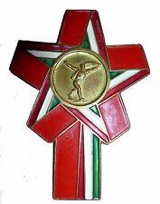 Médaille broche insigne HONGRIE : Parc des statues. Voir description, 3 photos.