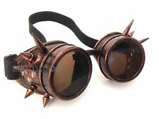 Fury Road Steampunk Spike Goggles Glasses Halloween Cosplay Costume Party