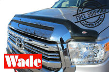Bug Shield for a 2014 - 2018 Toyota Tundra