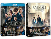 Fantastic Beasts 1 & 2 - Blu-ray, DVD Double Pack (2019)