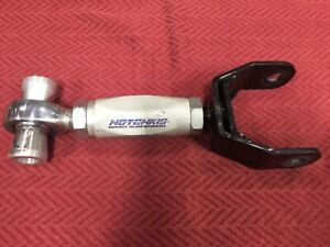 Hotchkis Sport Suspension Adjustable On Car Upper Control Arm11-14 Ford Mustang