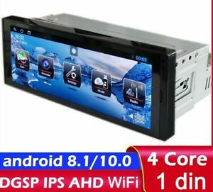 Car Auto Radio 12V Plastic Touch Screen Stereo Video GPS WiFi Bluetooth Device