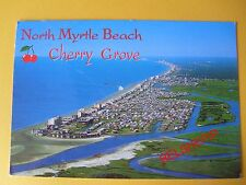 North Myrtle Beach, Cherry Grove, USA, Postcard, Posted March 1995