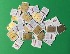 Verizon Nano SIM Card - For Verizon iPhone X 8 7 6s 6 Plus 5 5c 5s - No Service