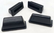 HOLDEN GEMINI TX TC TD TE TF TG COUPE WAGON SIDE WINDOW HINGE RUBBER BLOCKS 4PC
