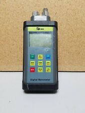 TPI 665 Digital Differential Manometer Dual Input